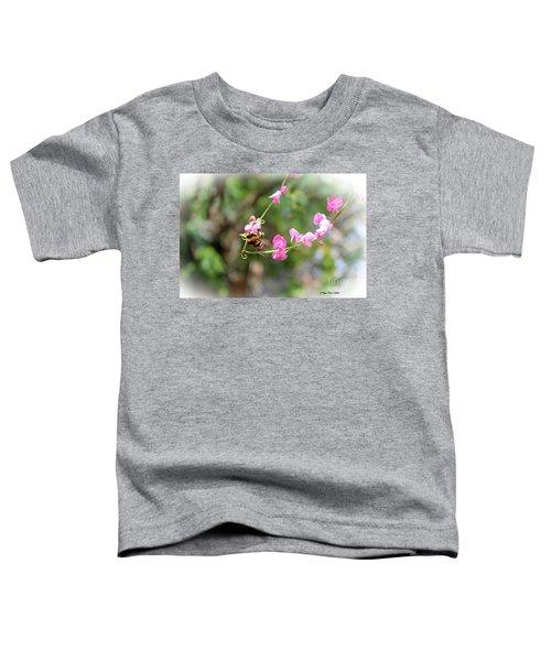 Bumble Bee2 Toddler T-Shirt