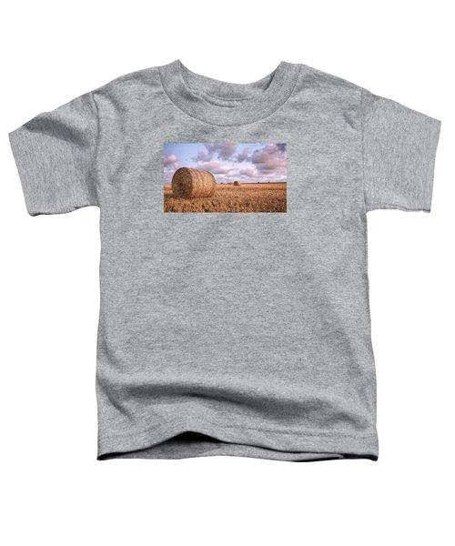 Bundy Hay Bales #1 Toddler T-Shirt