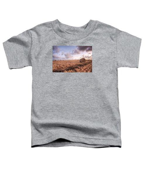 Bundy Hay Bales #2 Toddler T-Shirt