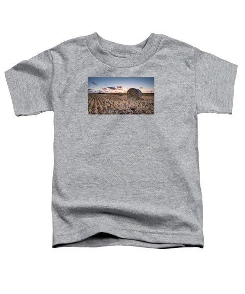 Bundy Hay Bales #4 Toddler T-Shirt