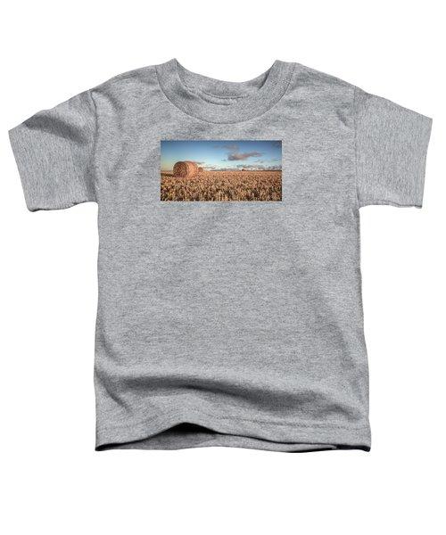 Bundy Hay Bales #6 Toddler T-Shirt