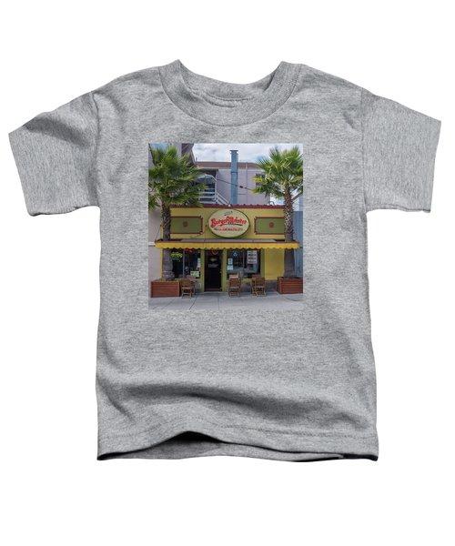 Burgermeister Restaurant, San Francisco Toddler T-Shirt