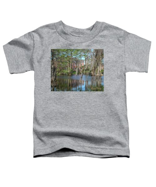 Burke Hall Cypress Lake Toddler T-Shirt