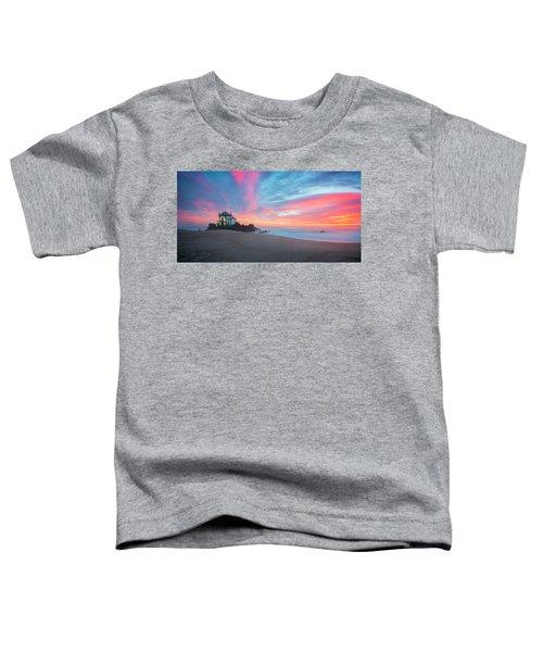 Burning Sky V3 Toddler T-Shirt