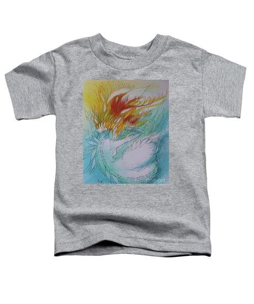 Burning Thoughts Toddler T-Shirt