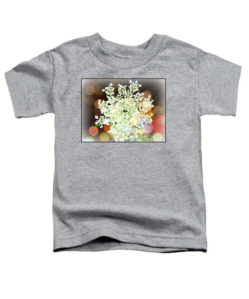 Burst Of Light Kaleidoscope Toddler T-Shirt