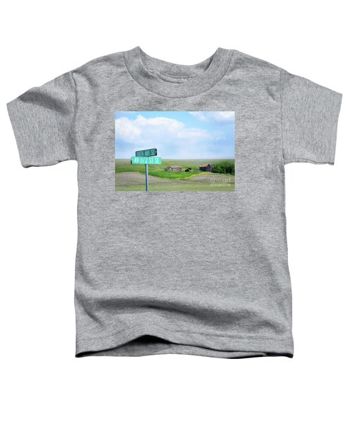 Busy Intersection Toddler T-Shirt
