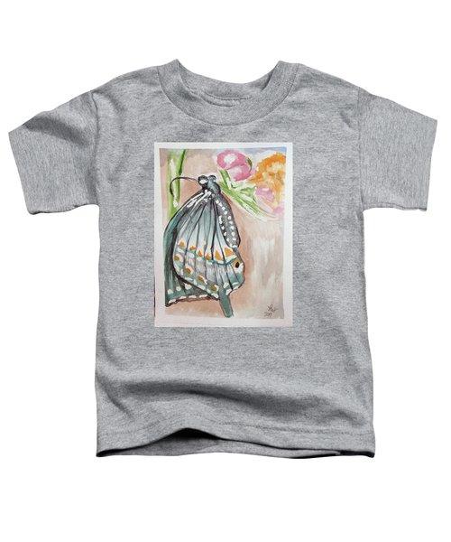 Butterfly 4 Toddler T-Shirt