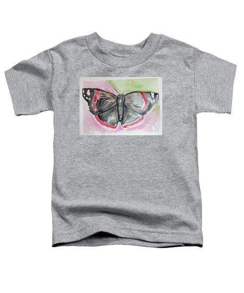 Butterfly Toddler T-Shirt