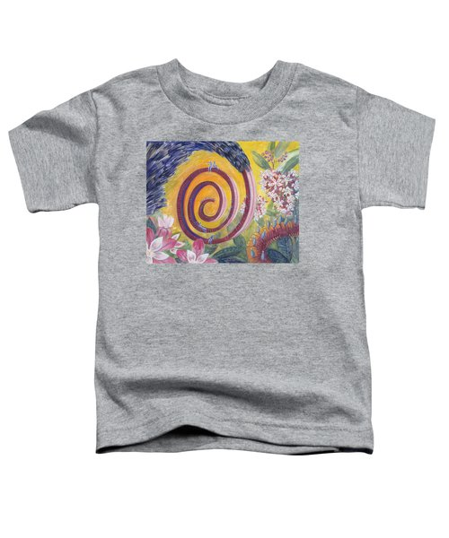 Butterfly's 'tongue' Toddler T-Shirt