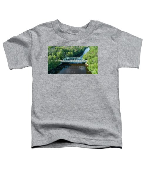 Butts Bridge Summertime Toddler T-Shirt
