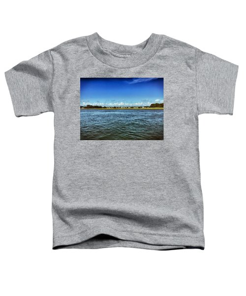 By The Bay Toddler T-Shirt