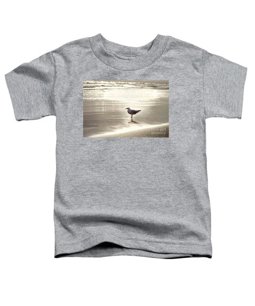 By The Sparkling Sea Toddler T-Shirt