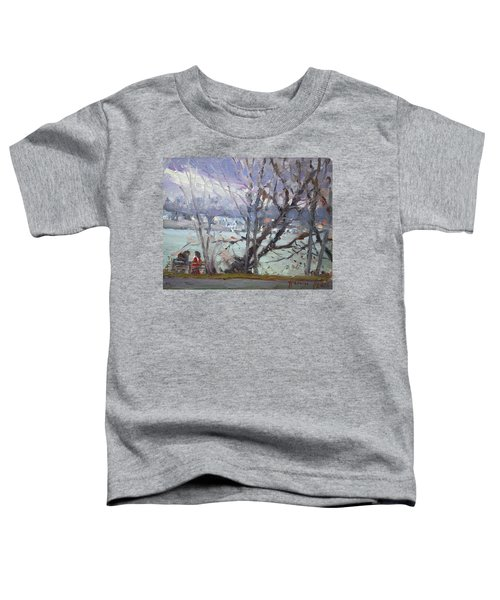 By Tonawanda Canal Toddler T-Shirt