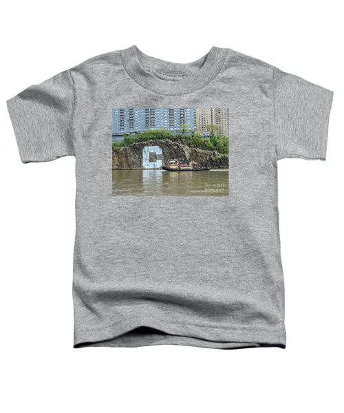 C Rock With Tug Toddler T-Shirt