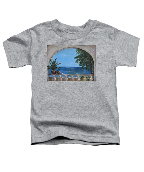 Cabo Arch #2 Toddler T-Shirt