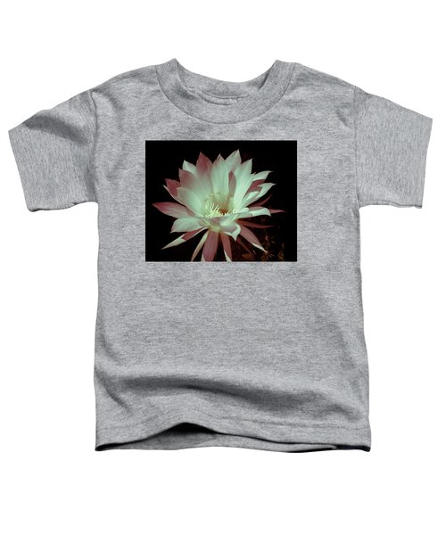 Cactus Flower Toddler T-Shirt