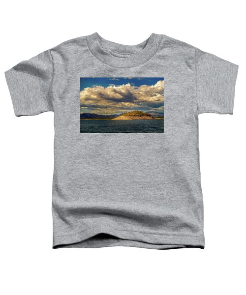 Cactus Island Toddler T-Shirt
