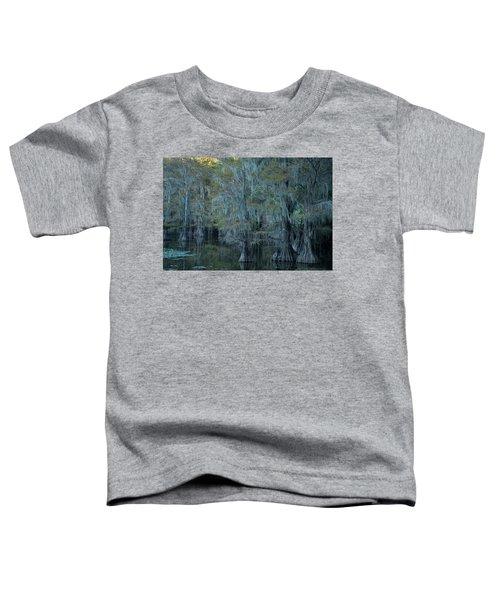 Caddo Lake #3 Toddler T-Shirt