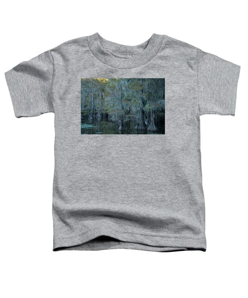 Caddo Lake #3 Toddler T-Shirt