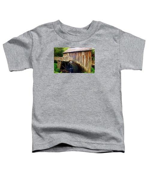 Cade Cove Mill Toddler T-Shirt