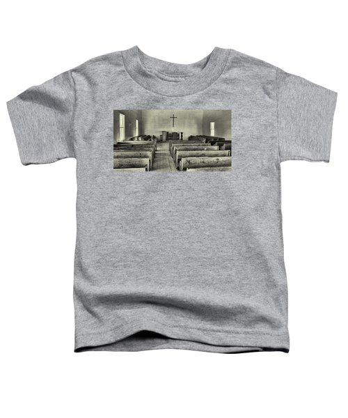 Cades Cove Methodist Church Toddler T-Shirt