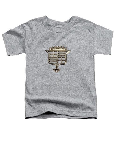 Cadillac Emblem Toddler T-Shirt
