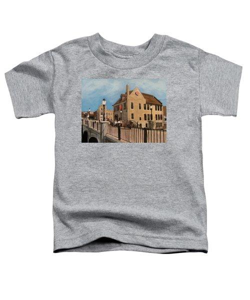 Cafe Hollander 2 Toddler T-Shirt