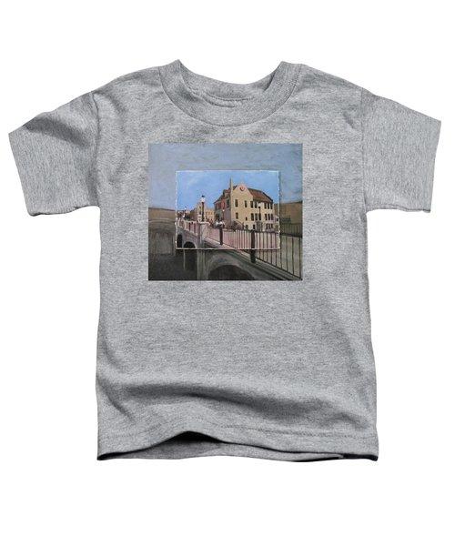 Cafe Hollander 2 Layered Toddler T-Shirt