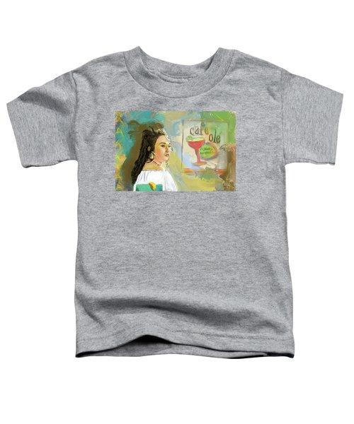 Cafe Ole Girl Toddler T-Shirt