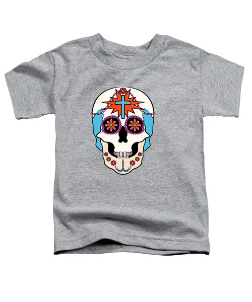 Calavera Graphic Toddler T-Shirt