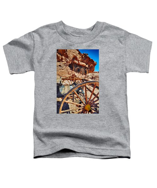 Calico Ghost Town Mine Toddler T-Shirt