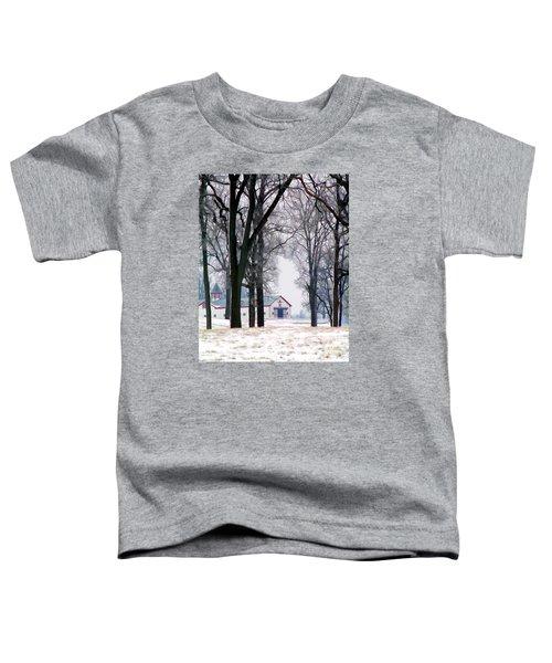 Calumet Winter Toddler T-Shirt