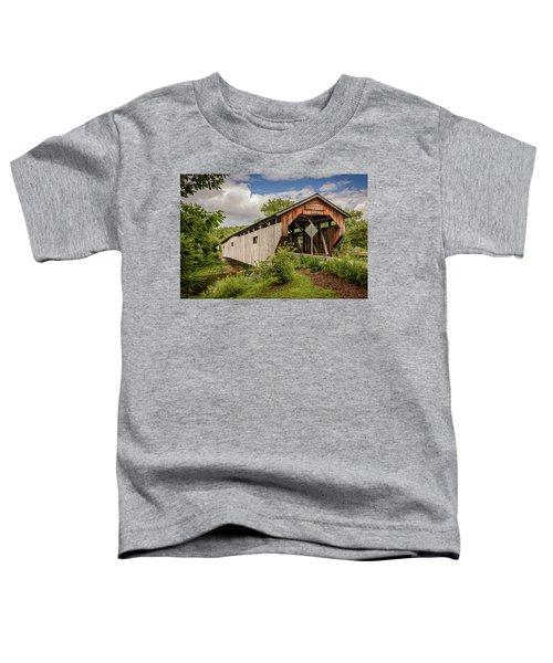 Cambridge Junction Bridge Toddler T-Shirt