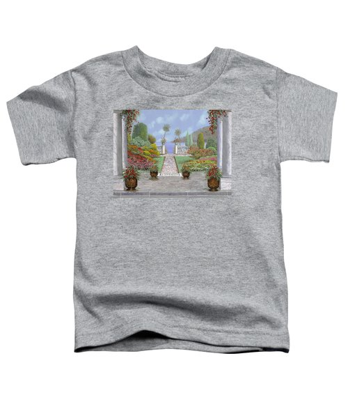 Camminando Verso Il Lago Toddler T-Shirt