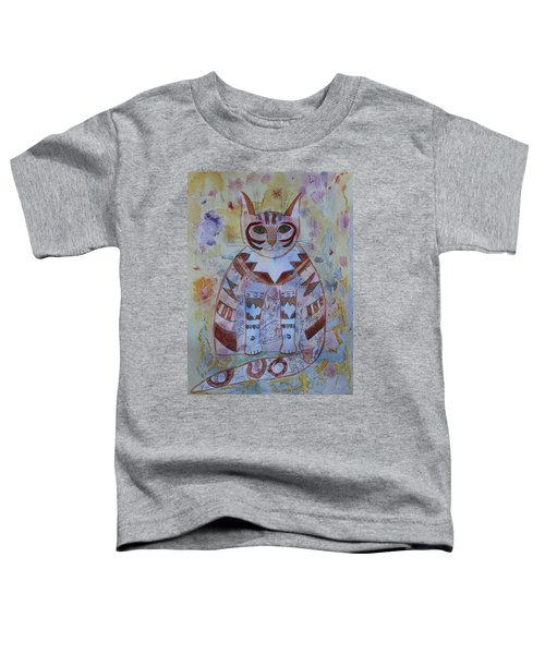 Camo Cat Toddler T-Shirt
