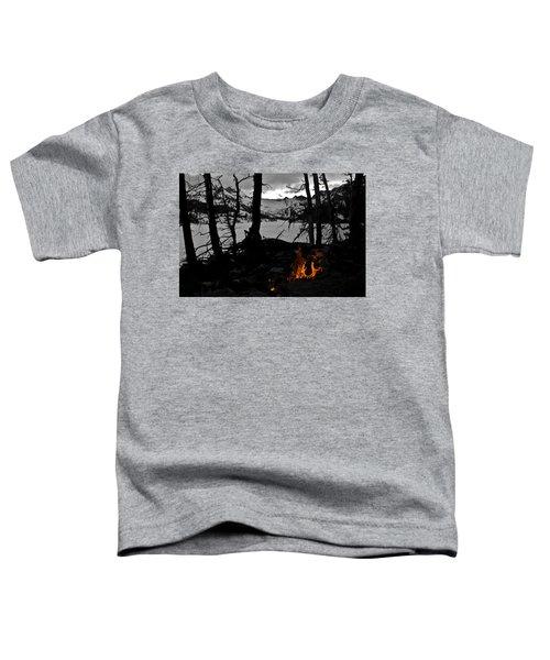 Campfire Toddler T-Shirt
