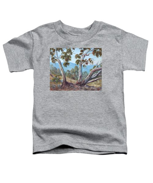 Canberra Hills Toddler T-Shirt
