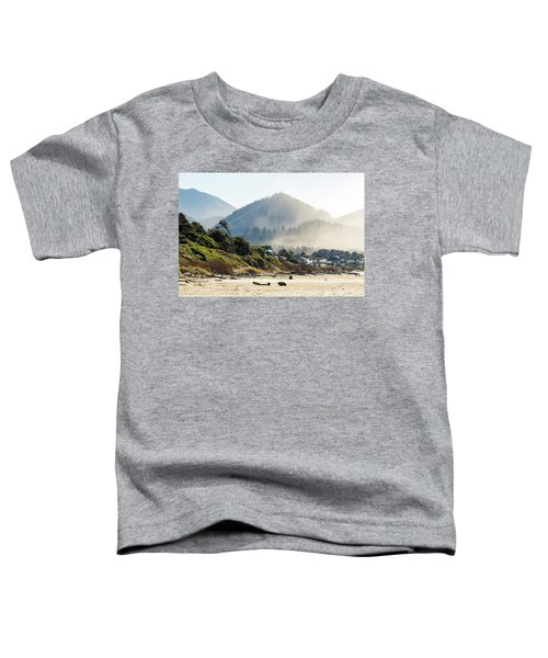 Cannon Beach Oceanfront Vacation Homes Toddler T-Shirt