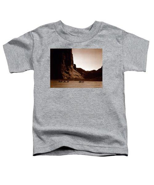 Canyon De Chelly 2c Navajo Toddler T-Shirt