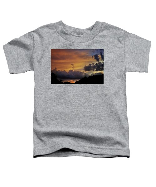 Canyon Sunset Toddler T-Shirt