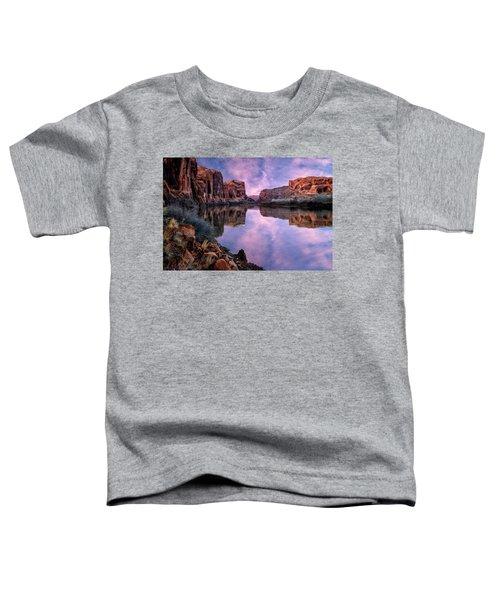 Canyonlands Sunset Toddler T-Shirt