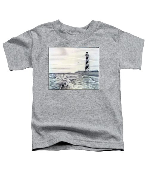 Cape Hatteras Seashore Toddler T-Shirt