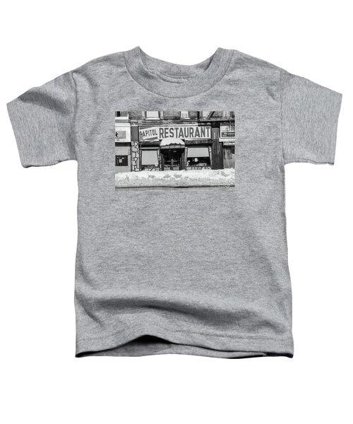 Capitol Restaurant Toddler T-Shirt