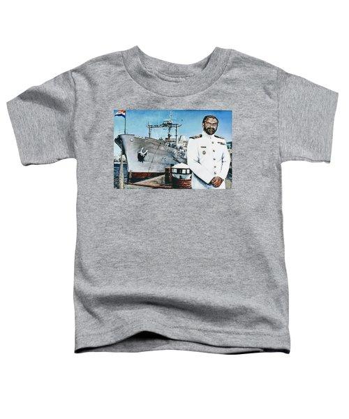 Capt Eric Green Toddler T-Shirt