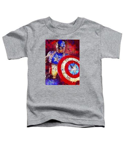 Captain America Toddler T-Shirt