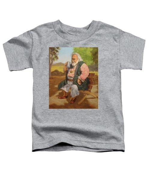 Captain Terry Toddler T-Shirt