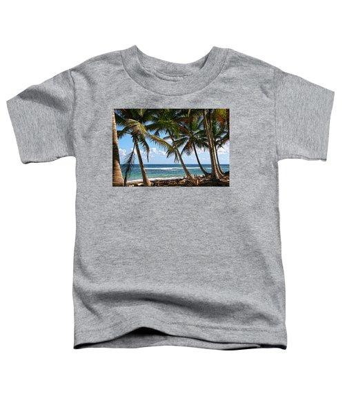 Caribbean Palms Toddler T-Shirt