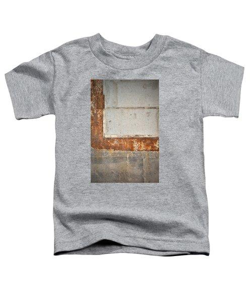 Carlton 14 - Abstract Concrete Wall Toddler T-Shirt