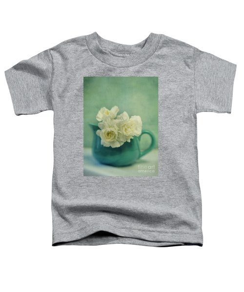 Carnations In A Jar Toddler T-Shirt
